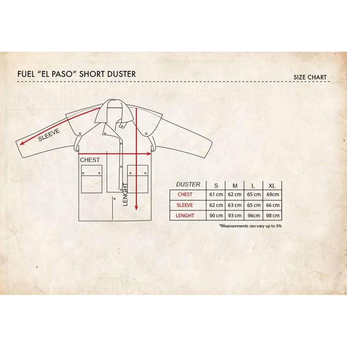Fuel El Paso Duster Short