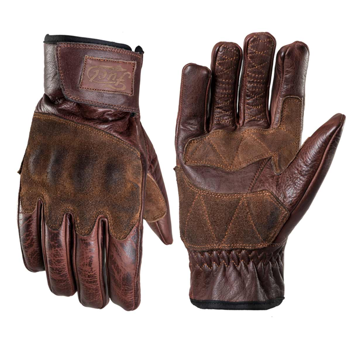 Fuel Rodeo Glove Brown
