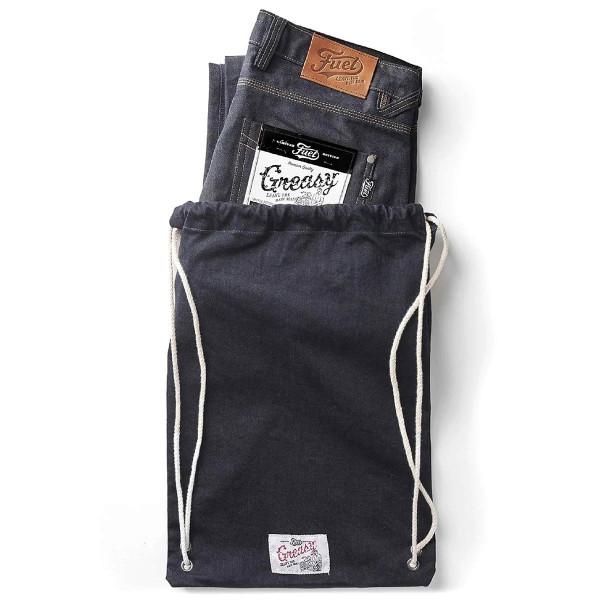 Fuel Greasy Denim Jeans