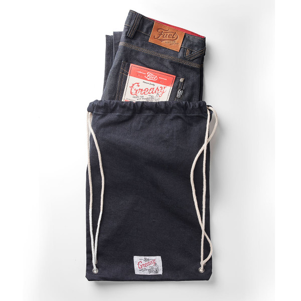 Fuel Greasy Selvedge Jeans