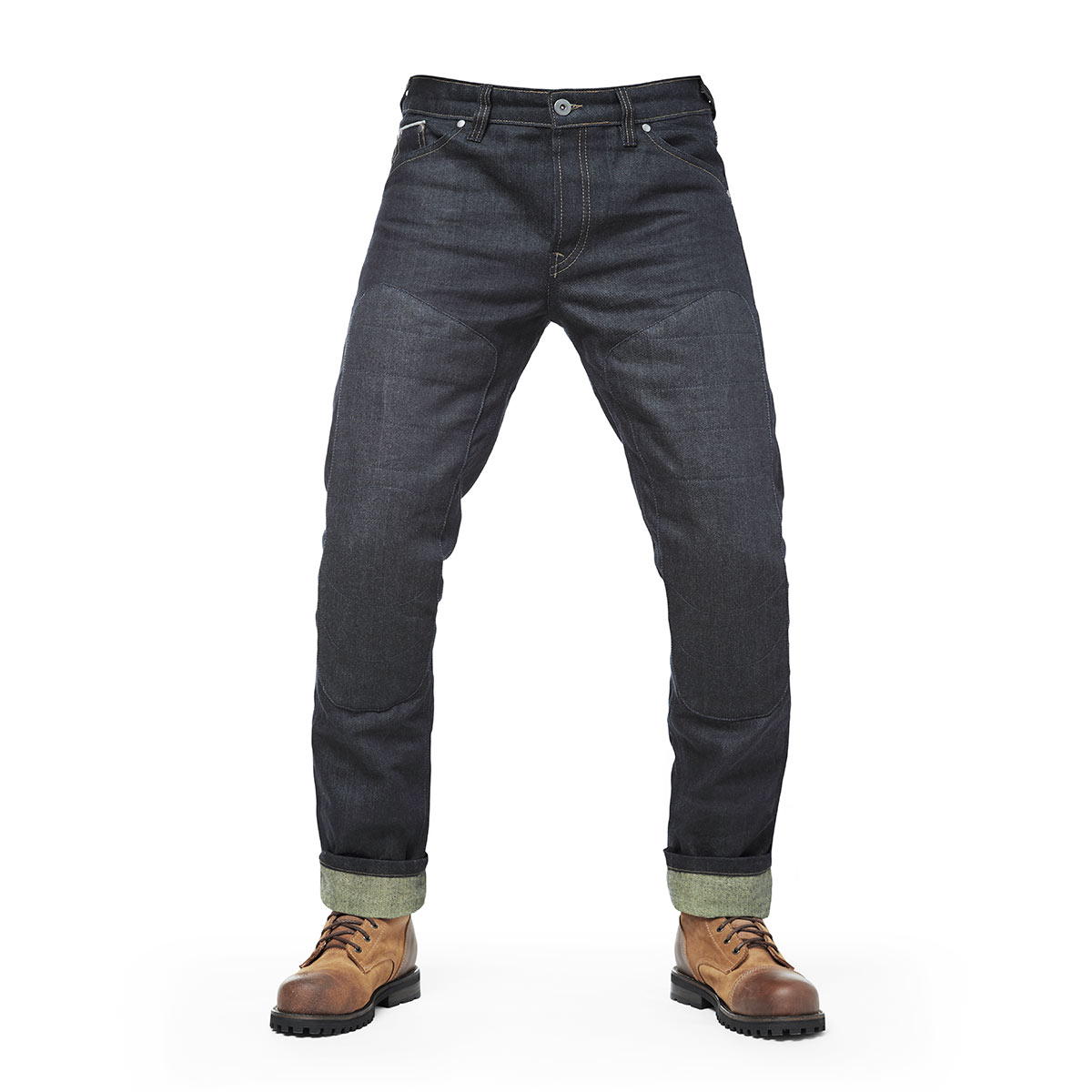 "Fuel ""Greasy"" Selvedge Jeans"