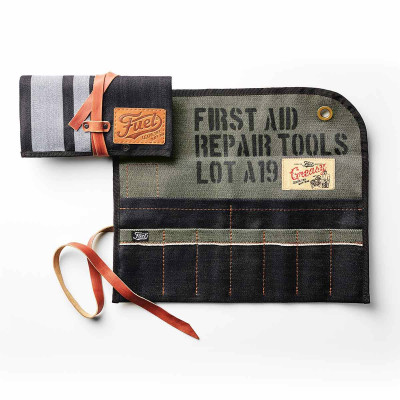 "Fuel ""Greasy"" Tool Roll"