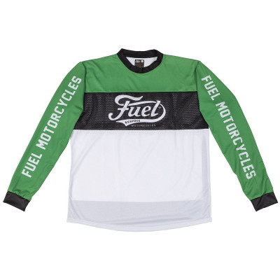 Fuel Turn Left Enduro Jersey