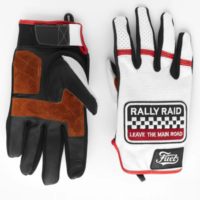 Fuel Rally Raid Patch Gloves