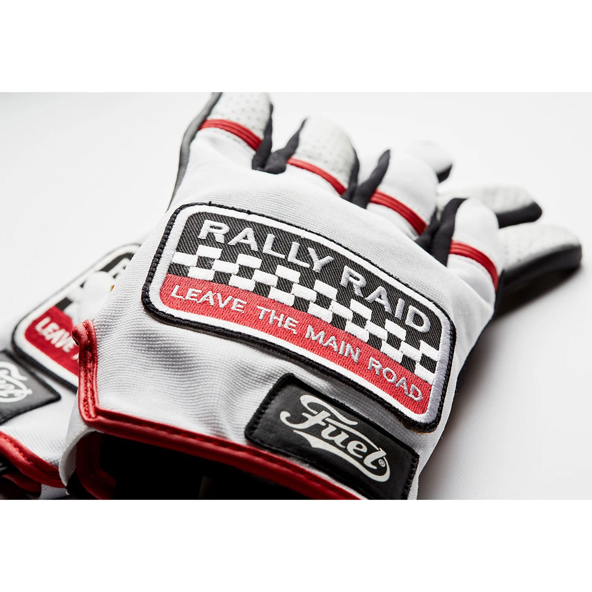 "Fuel ""Rally Raid"" Patch Gloves"