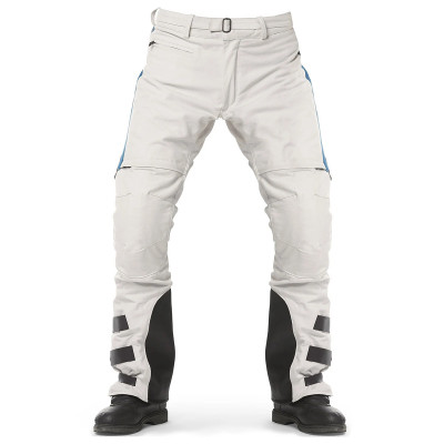 Fuel Rally Raid Pants White