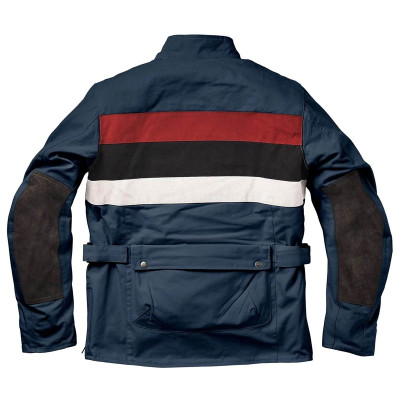 Fuel Rally Raid Jacket Petrol