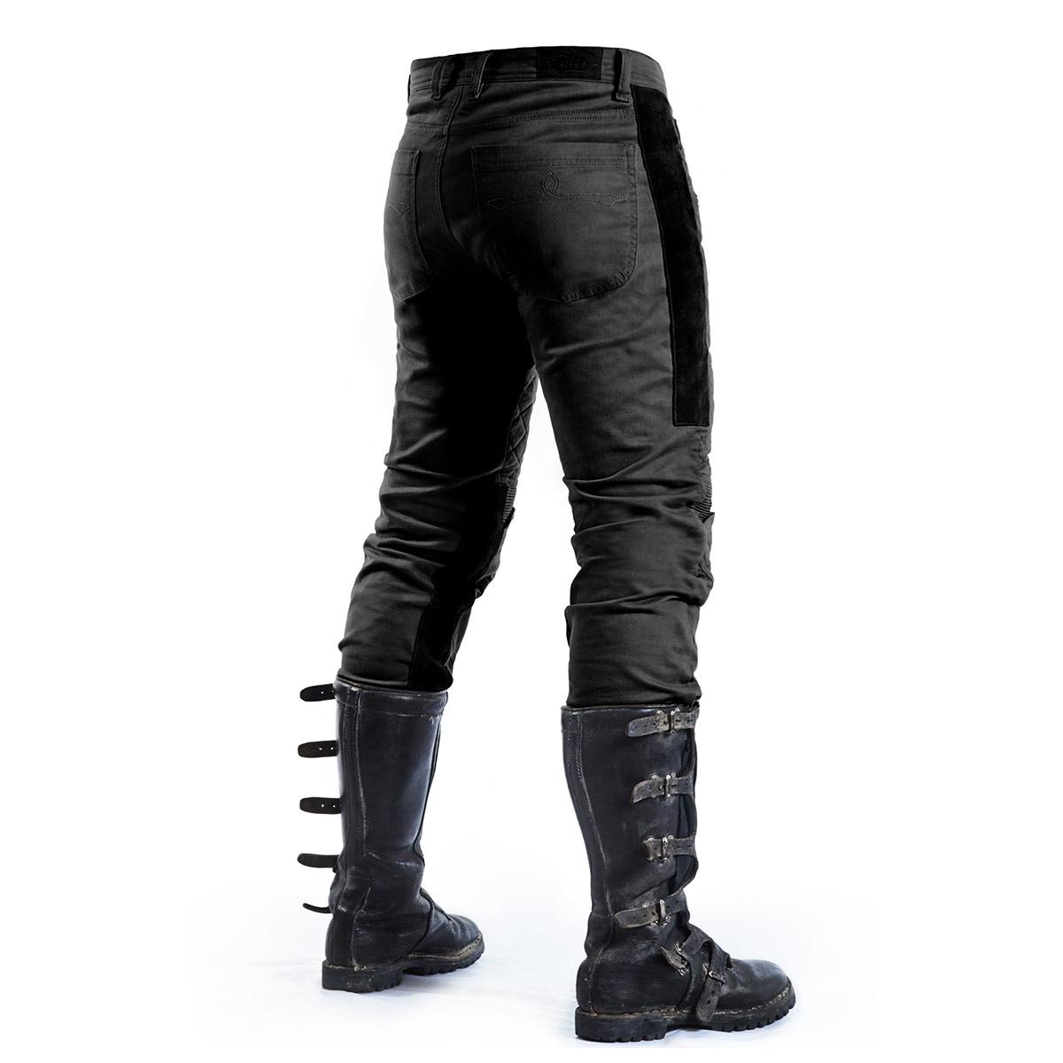 Fuel Sergeant Black Pants