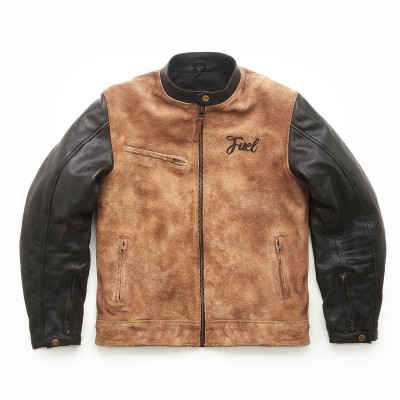Fuel Sidewaze Black Jacket