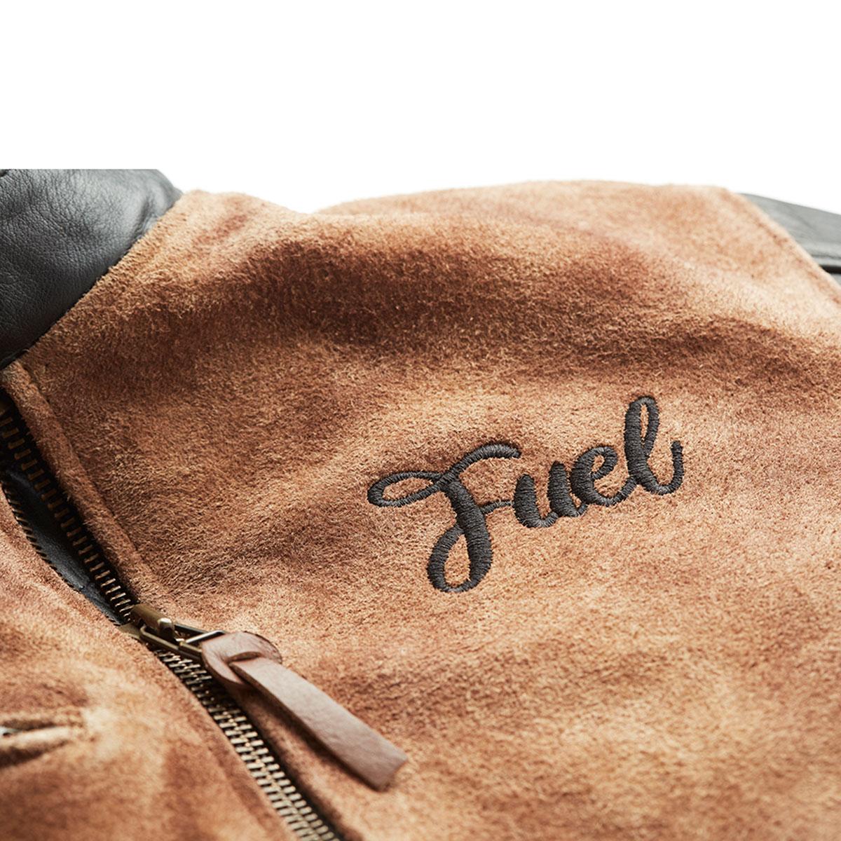 Fuel Sidewaze Black Jacket