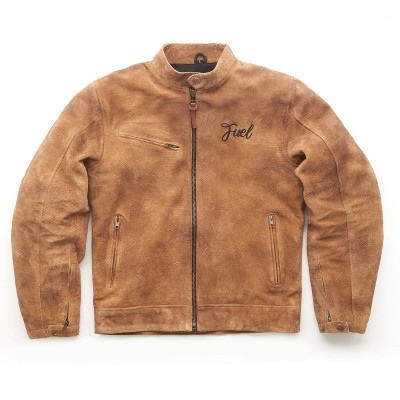 Fuel Sidewaze Tan Jacket