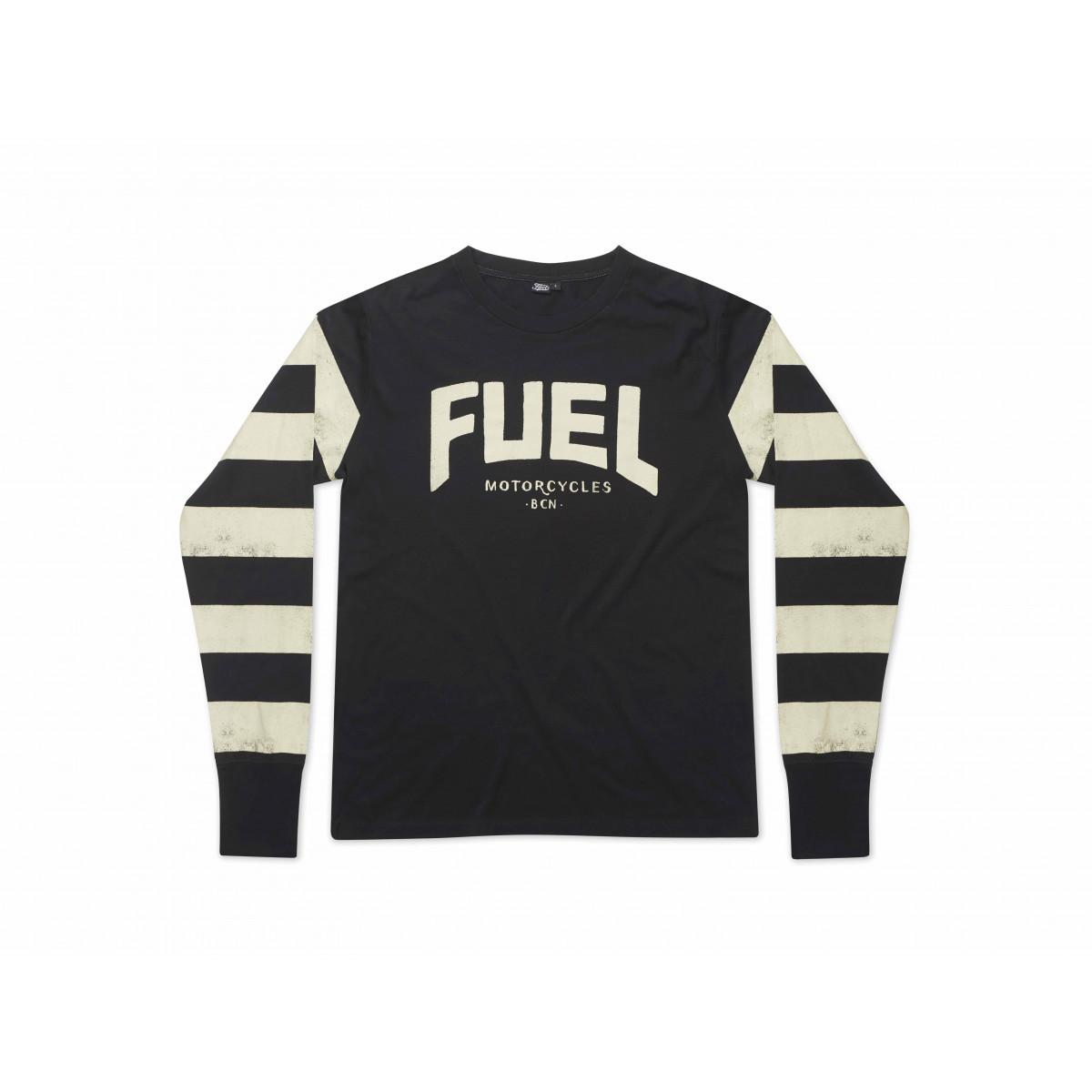 "Fuel ""Newstripes"" Long Sleeve T-Shirt"