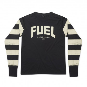 Fuel Newstripes Long Sleeve T-Shirt