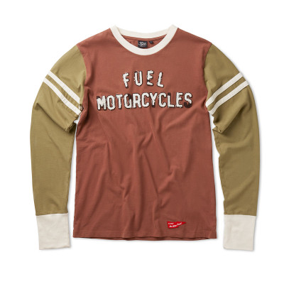 Fuel Old School Long Sleeve T-Shirt