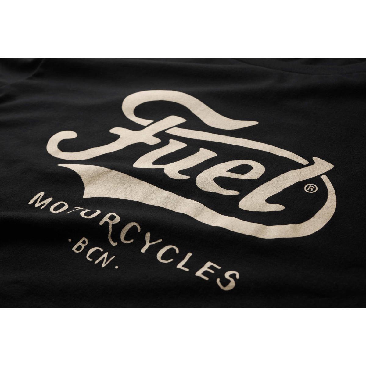 Fuel Black T-Shirt