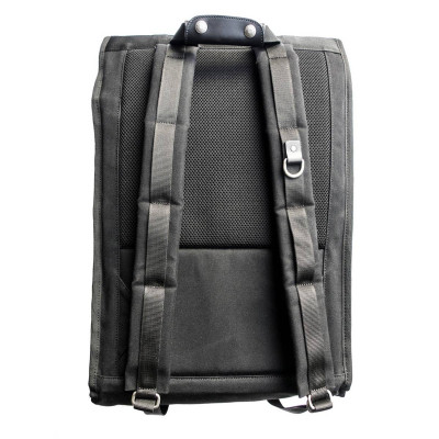 Helstons Backpack Plus - Black / Black