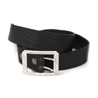 Helstons Double-D Belt - Black