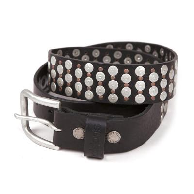 Helstons Studded Belt - Black