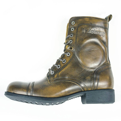 Helstons Ladies Lady Brown Leather Boots