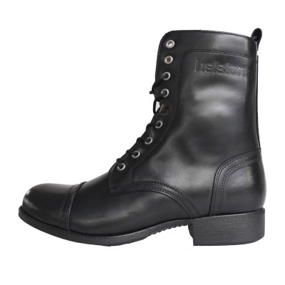 Helstons Ladies Lady Black Leather Boots