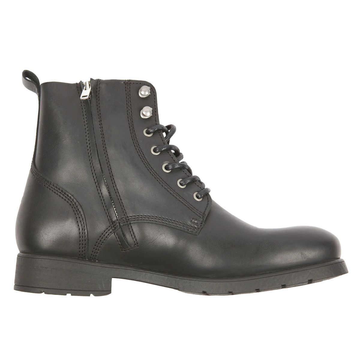 Helstons City Boots Black