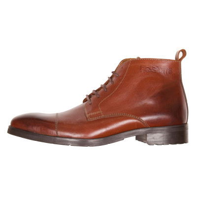 Helstons Heritage Leather Boot Brown