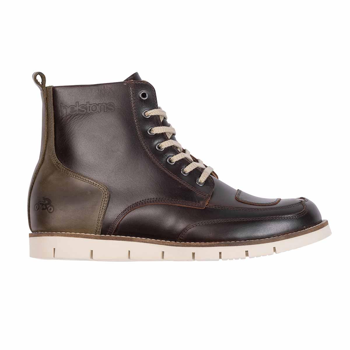 Helstons Liberty Brown/Khaki Boots