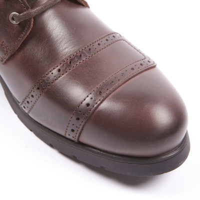 Helstons Travel Boots Brown