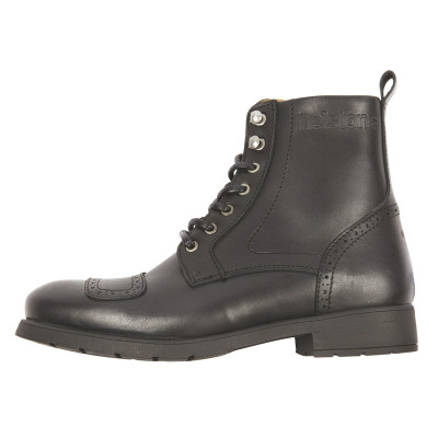 Helstons Travel Boots Black