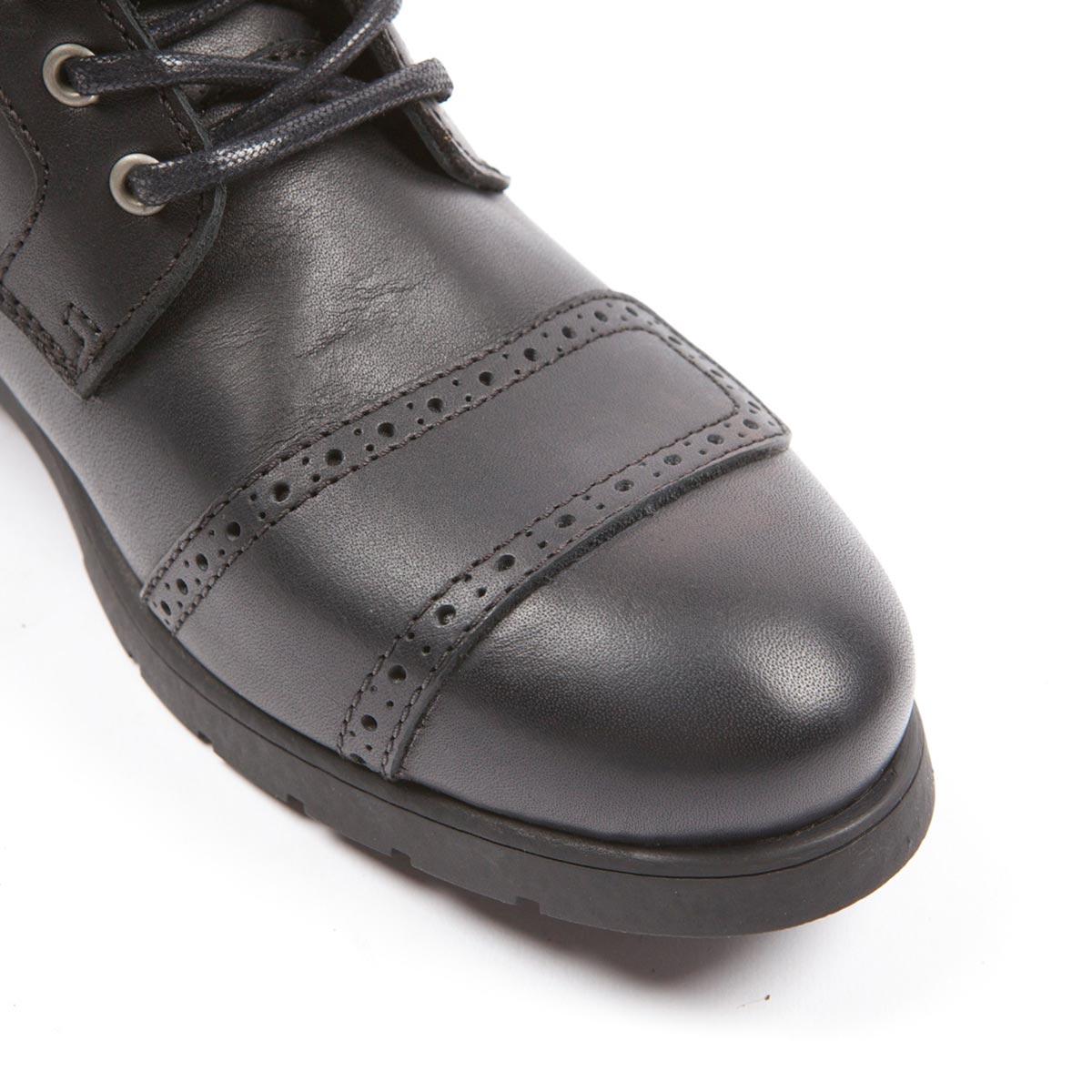 Helstons Travel Boots Black