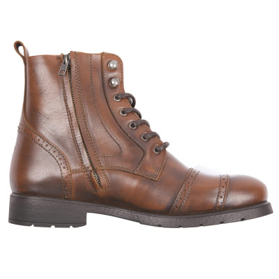Helstons Travel Boots Tan