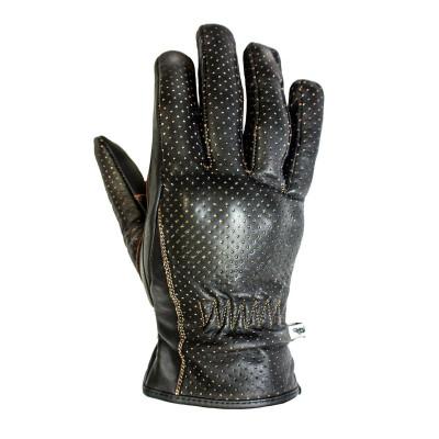 Helstons Basic Summer Brown Glove