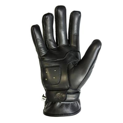 Helstons Basic Summer Black Glove