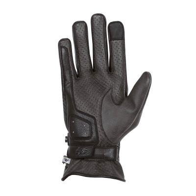 Helstons Eagle Black Summer Glove