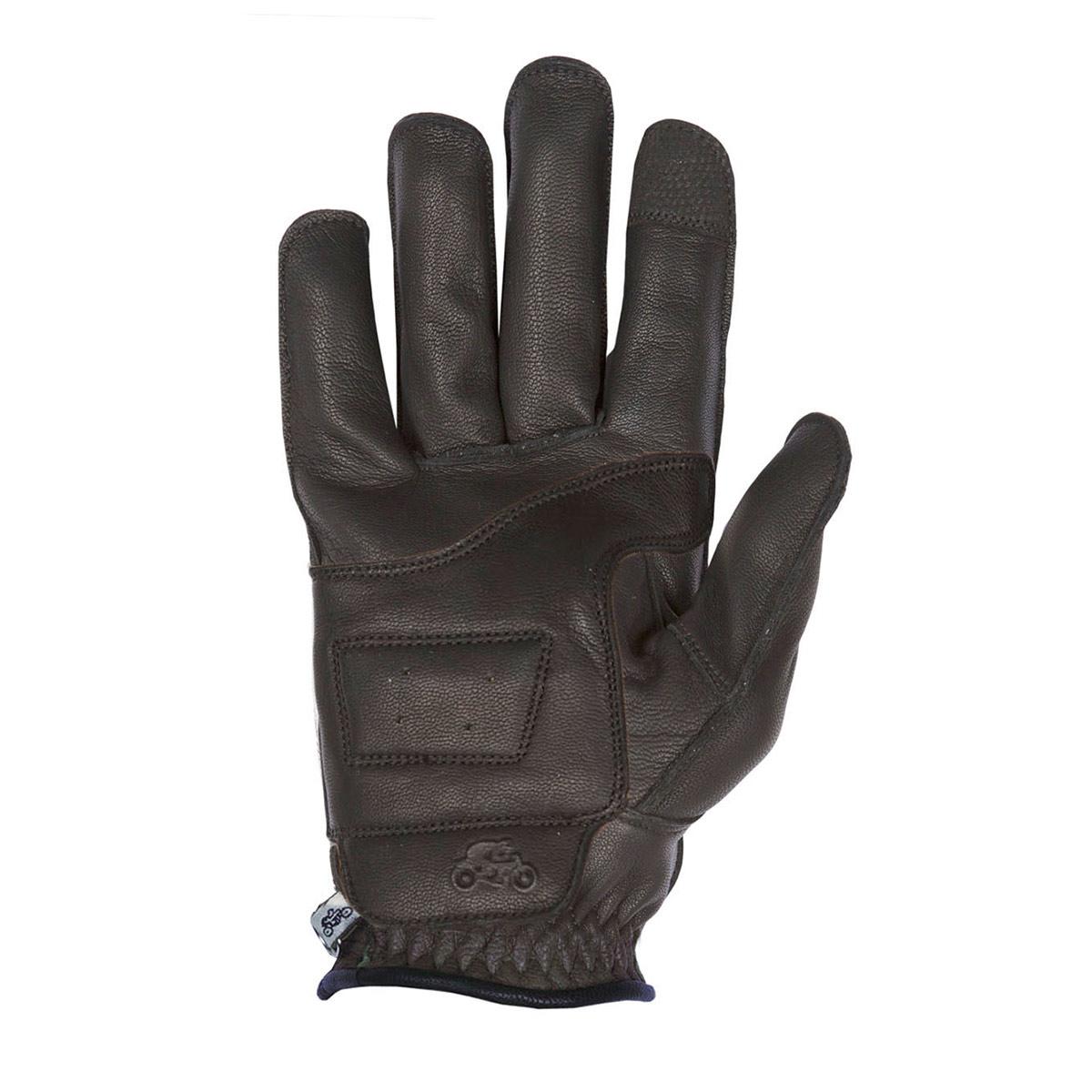 Helstons Hiro Black Summer Glove