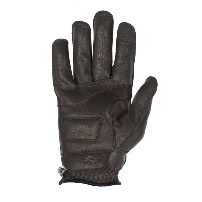 Helstons Hiro Black Summer Glove