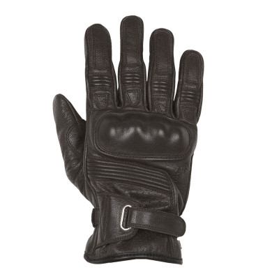 Helstons Strada Brown Leather Glove
