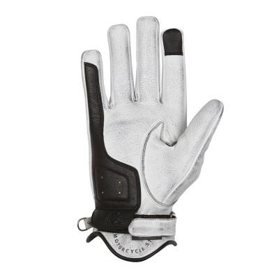 Helstons Sun Beige/Black Summer Glove