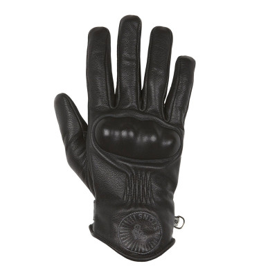Helstons Sun Black Summer Glove