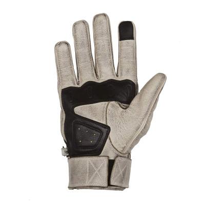 Helstons Wolf Beige/Black Summer Glove