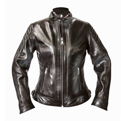 Helstons Ladies Star Leather Jacket