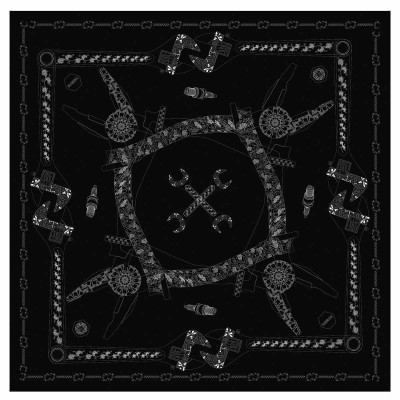 Helstons Tools Scarf