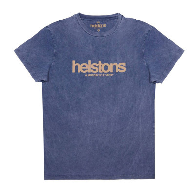 Helstons Corporate T-Shirt Blue