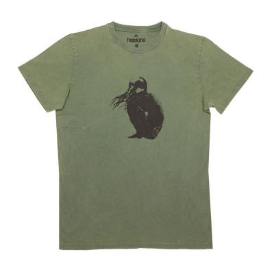 Helstons Girl T-Shirt Khaki