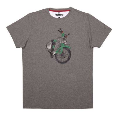 Helstons Cub T-Shirt Grey