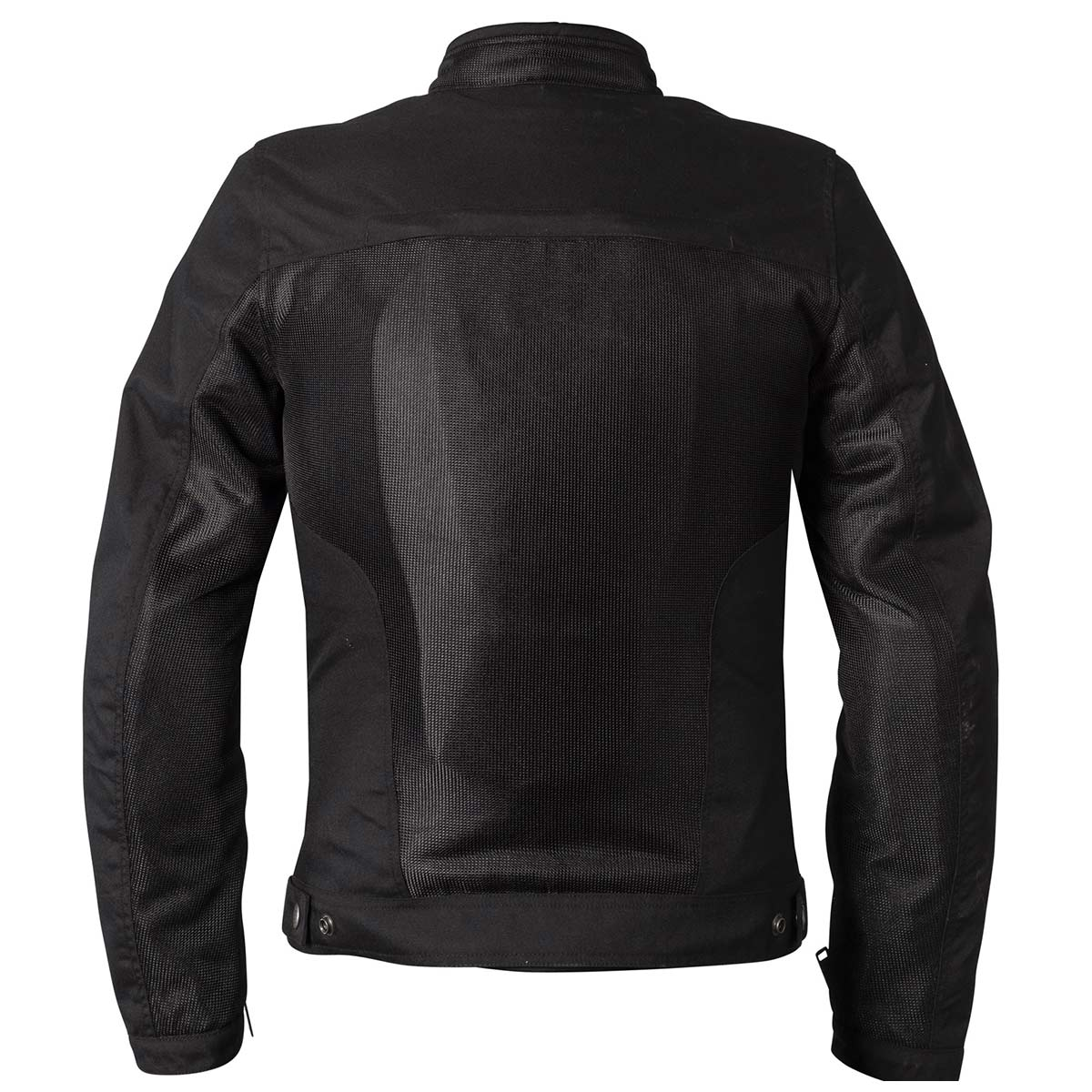Helstons Spring Mesh Womens Jacket - Black