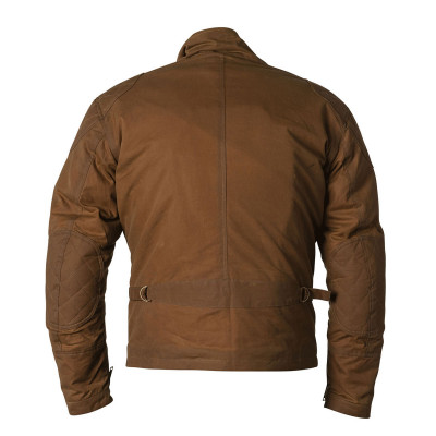 Helstons Hunt Waxed Cotton Oak Jacket