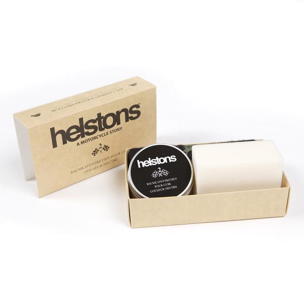 Helstons Leather Treatment Kit Neutral