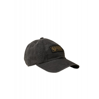 Belstaff Long Way Up Baseball Cap Black