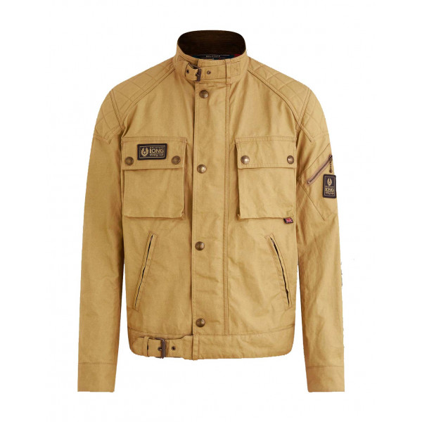 Belstaff Long Way Up Field Blouson Khaki
